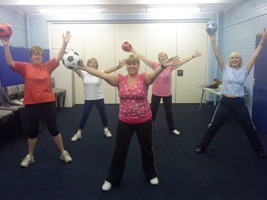 Keep Fit with Kath Partridge